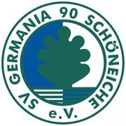 SV Germania 90 Schöneiche e.V. Retina Logo