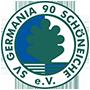 SV Germania 90 Schöneiche e.V. Logo