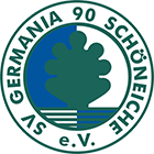 SV Germania 90 Schöneiche e.V. Mobile Retina Logo