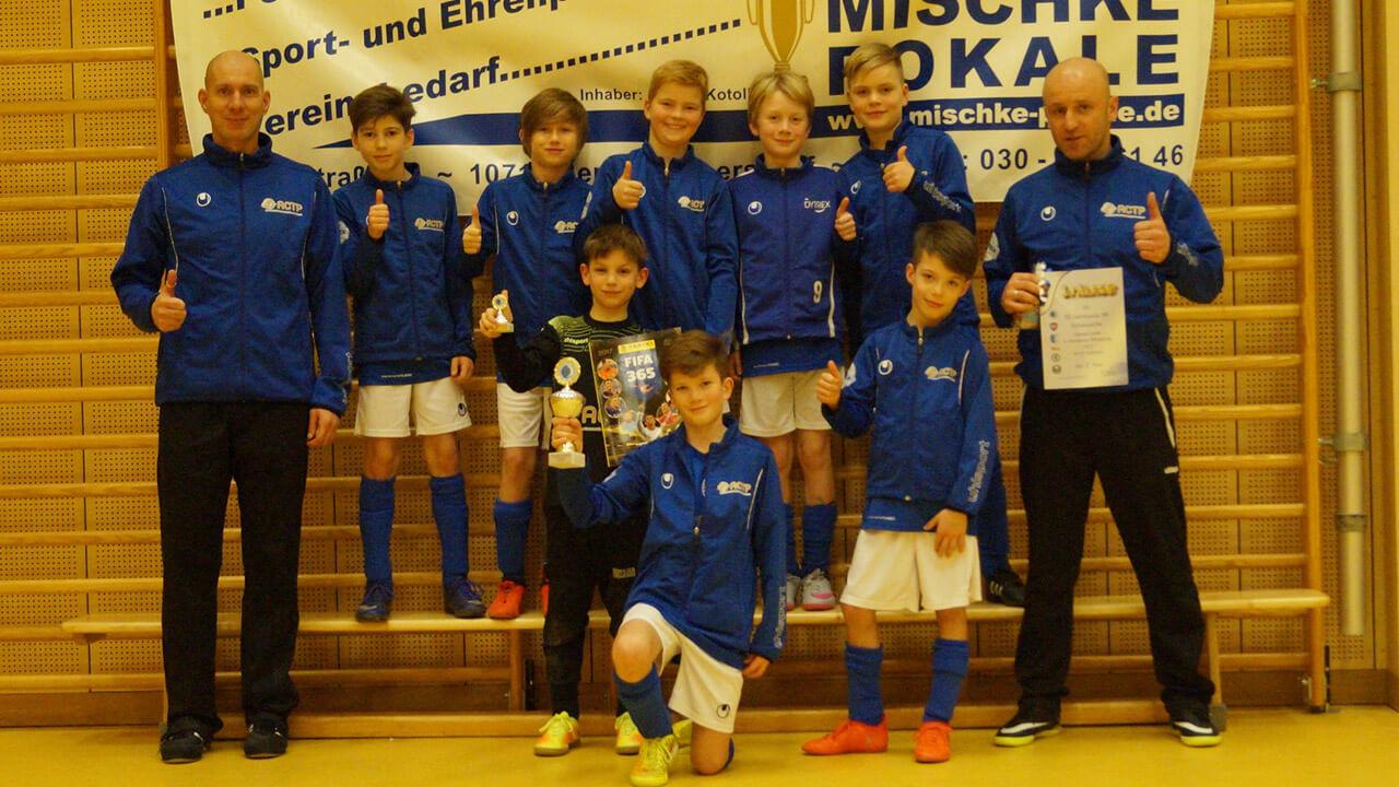 Wintercup E-Junioren