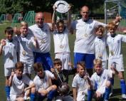 E1 Junioren Meister 2016/17