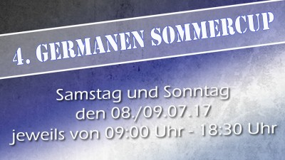 Sommercup 2017 Header