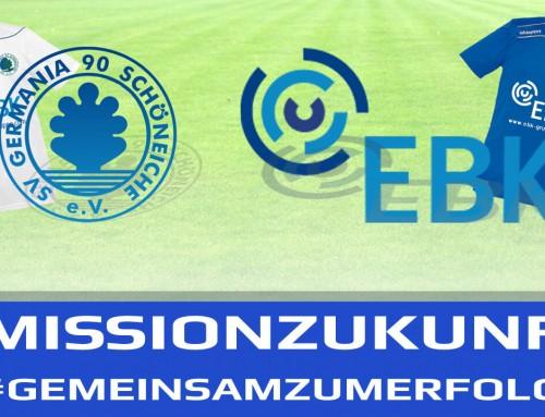 EBK Gruppe ist neuer Partner des Nachwuchses