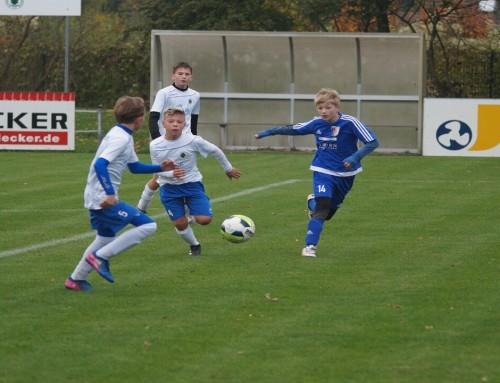 D1-Junioren im Achtelfinale des Landespokals
