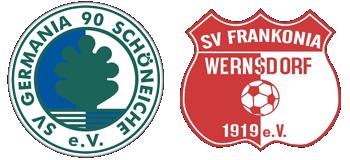 Germania Schöneiche vs. Frankonia Wernsdorf
