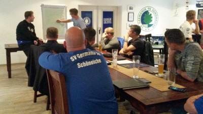 Workshop der Trainer und Ausbilder