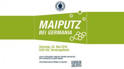 Maiputz bei Germania