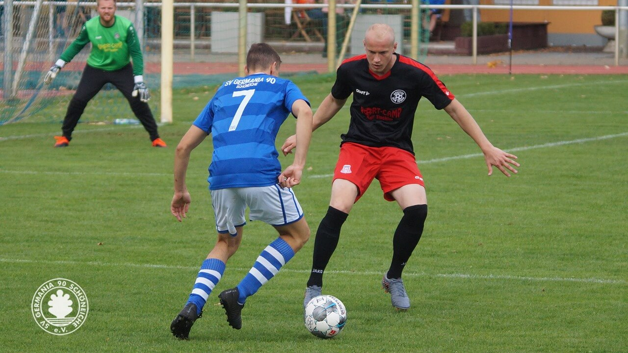 Zweete vs. Borussia Fürstenwalde