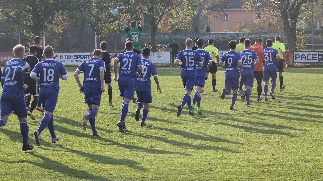 VfB Cottbus vs. SVG 14