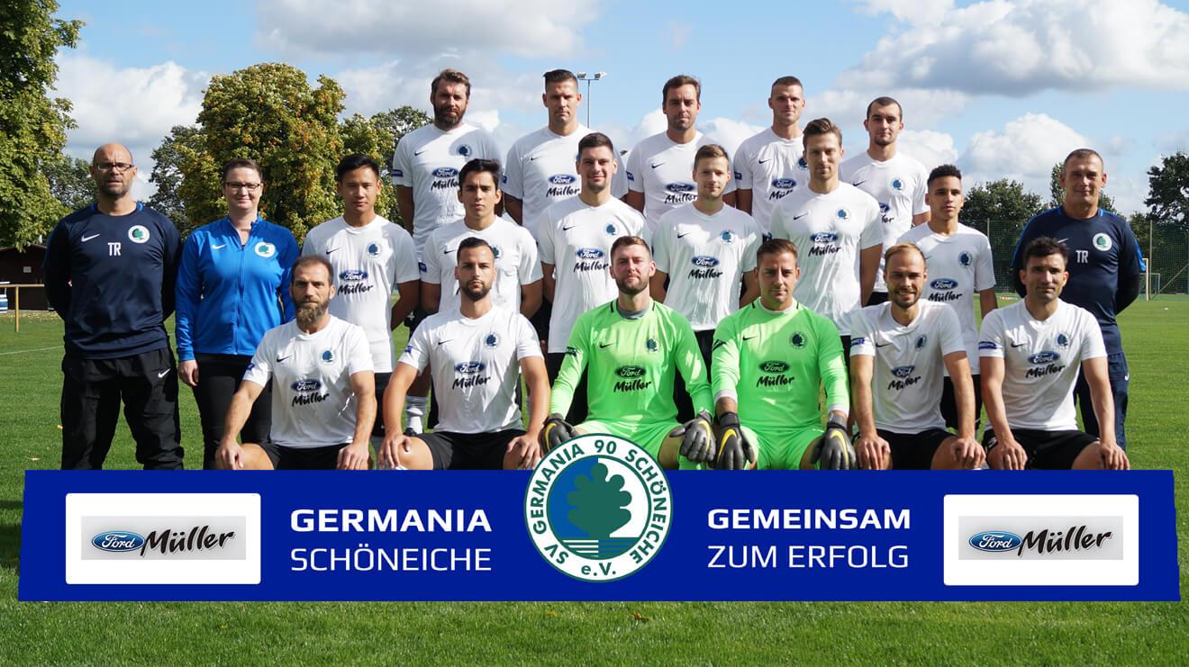 Landesliga Team
