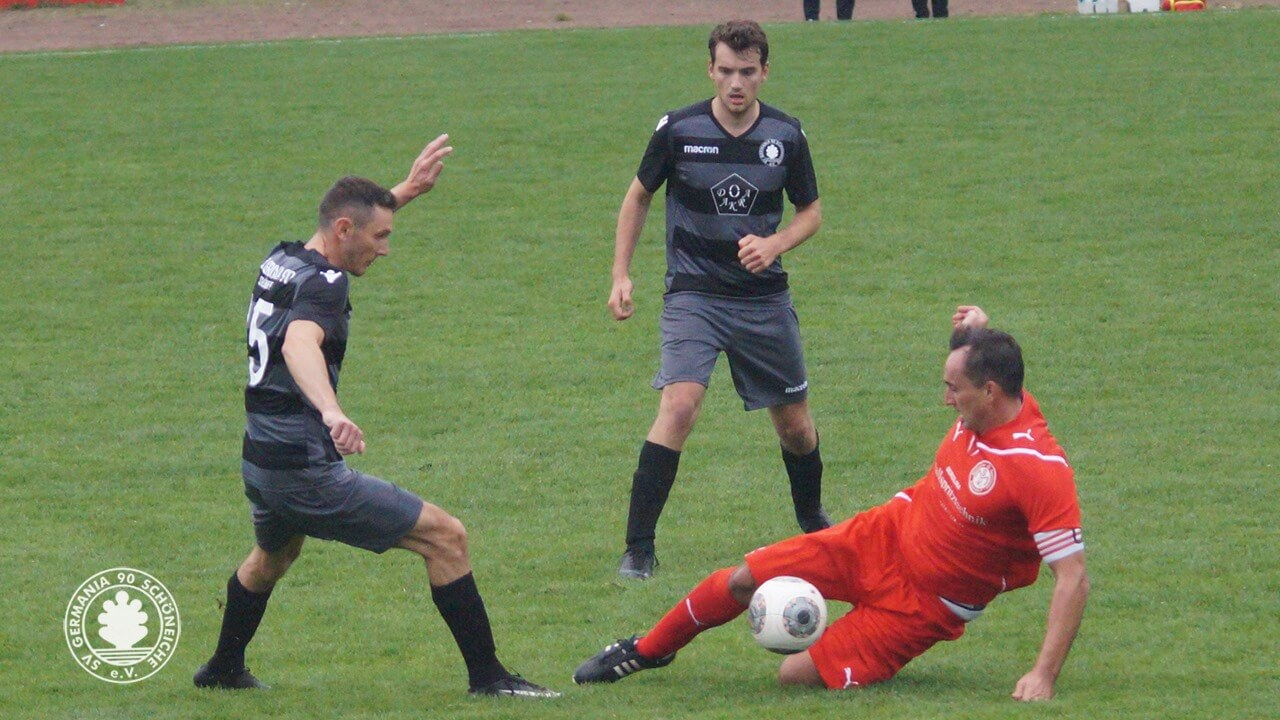 Rüdersdorf vs. Zweete