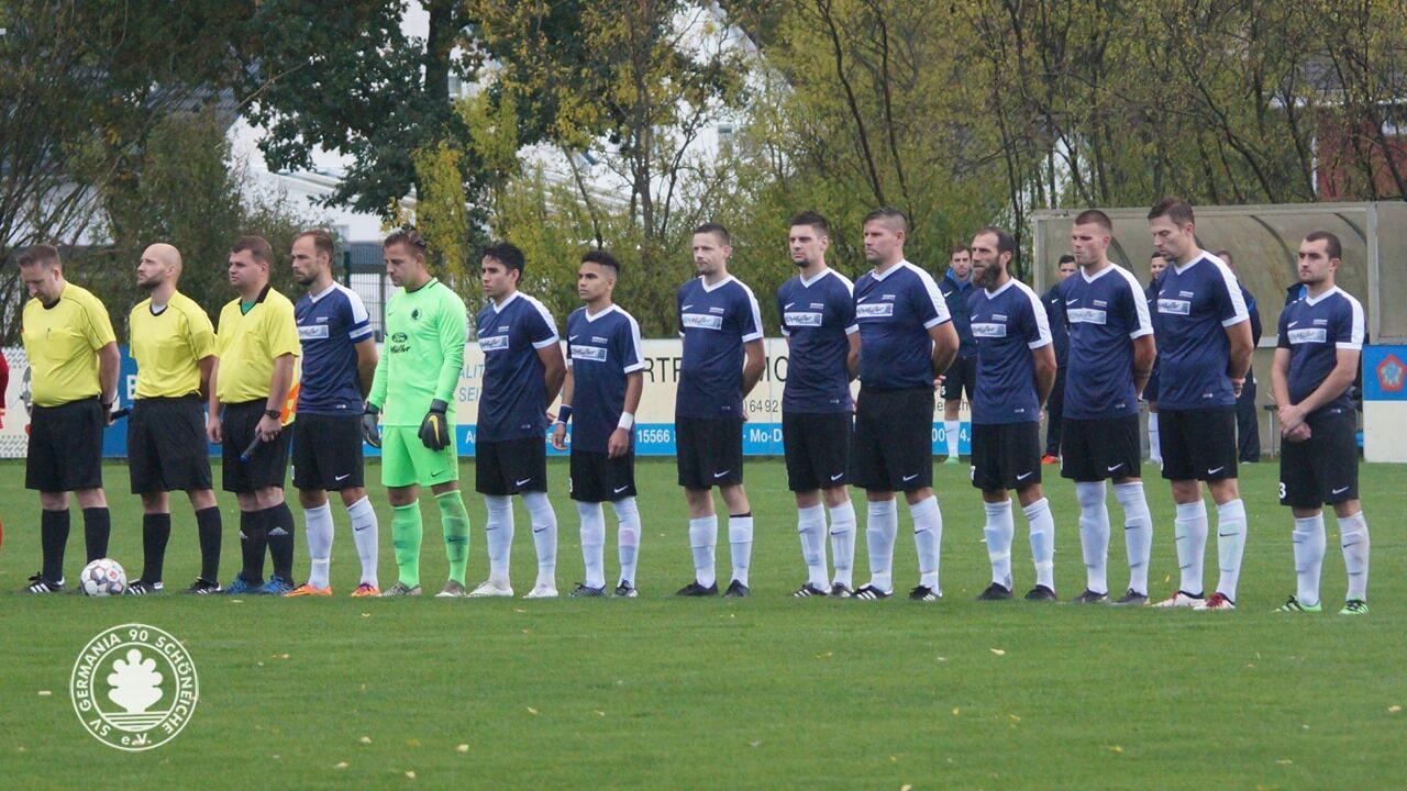 Germania vs. FSV Dynamo